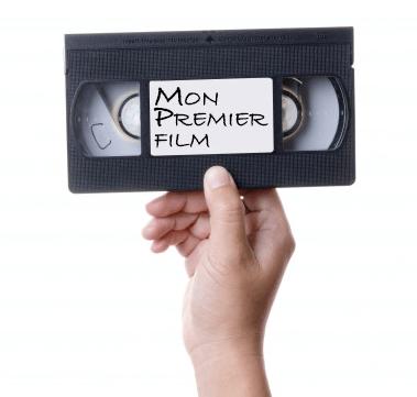 cassette de mon premier film